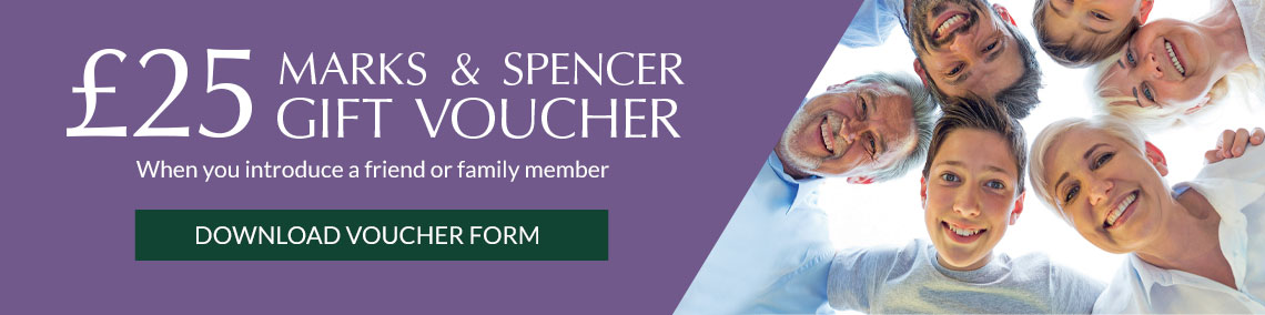 Hillier Pre-Paid Funeral Plan - Marks and Spencer 2020 Gift Voucher Offer