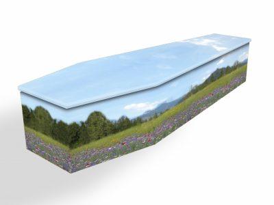 Summer Meadow Cardboard