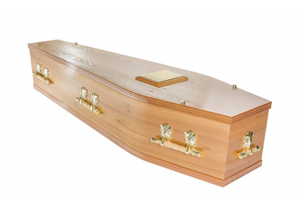 Trowbridge Light Coffin