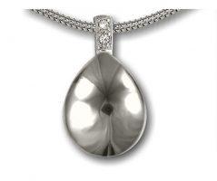 AH 044 Sterling Silver Pendant