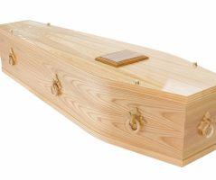 Savernake Light Coffin