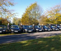 Hillier Funeral Service - Funeral Cars