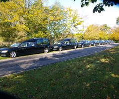 Hearses & Other Vehicles