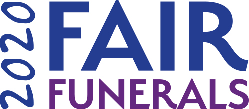 Fair funerals pledge logo