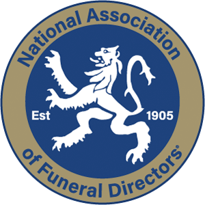 NAFD logo - National Association of Funeral Directors