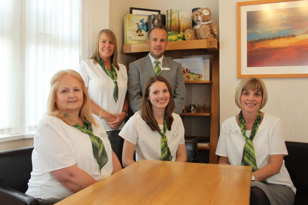 Old Town Head Office Team