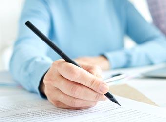 Write funeral plan